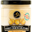 Gourmet Mustard - AJ's Edible Arts, Inc. - Home of AJ's Walla Walla Sweet Onion Mustard