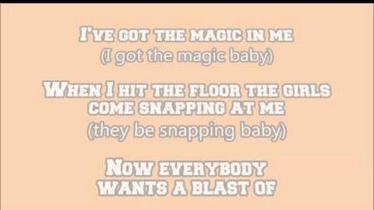 Becky G Ft Austin Mahone Magik 2 0 (Lyrics)