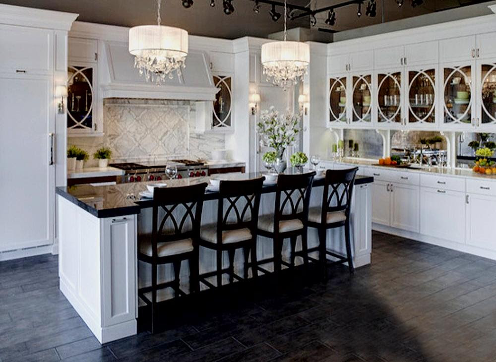 Kitchen Island Lighting Tips  How To Build A House
