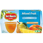 Del Monte Mixed Fruit Cups - 4ct