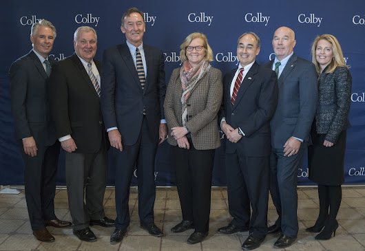In Waterville, the Alfond Foundation and Colby Lead Efforts to Build STEM Workforce in Maine | News | Colby College
