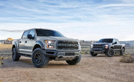 "Trump Plans to Use the 2017 Ford Raptor as Presidential Limousine - ""Raptor One"" [News] - The Fast Lane Truck"