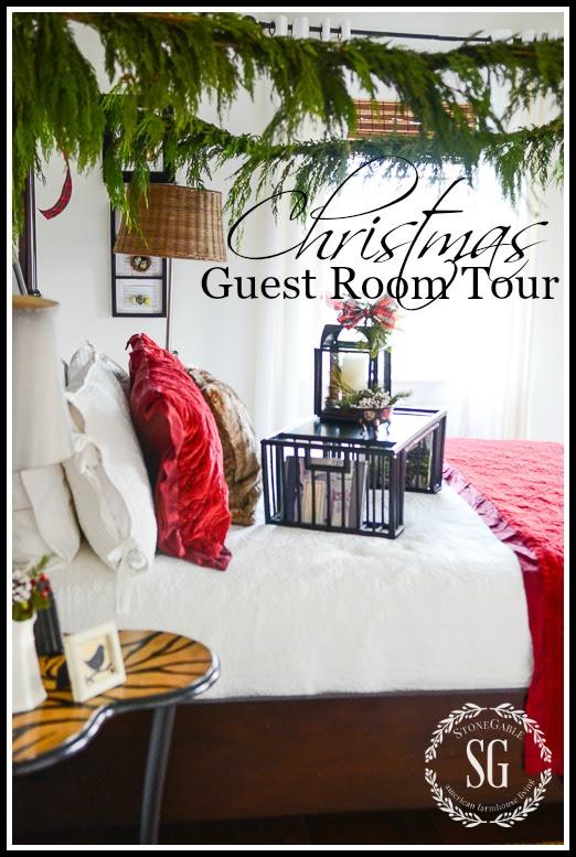 CHRISTMAS GUEST ROOM TOUR-stonegableblog-2