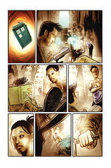 Doctor Who page 01