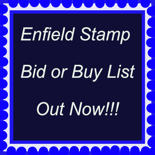 Enfield Stamp Bid or Buy List 451 - Enfield Stamp Company Ltd.