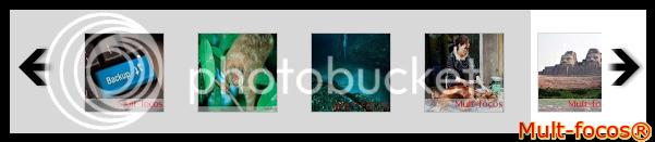 Widget jQuery slideshow de posts populares