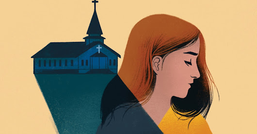 Evangelical purity culture taught me to rationalize my sexual assault. Then I discovered #ChurchToo.
