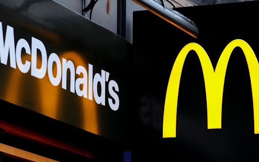 Eight-year-old boy drives his sister to McDonald's after taking lessons on YouTube