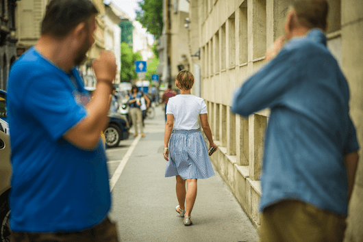Here's How Street Harassment Affects Women's Mental Health — and How We Heal - Talkspace Online Therapy Blog
