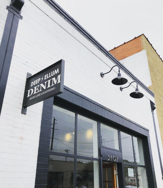 Deep Ellum Denim - Purveyors of Raw Denim