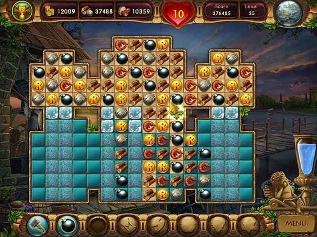 Cradle of Rome 2 Free PC Game Screenshot