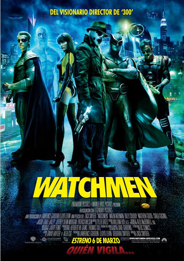 Watchmen (Zack Snyder, 2.009)