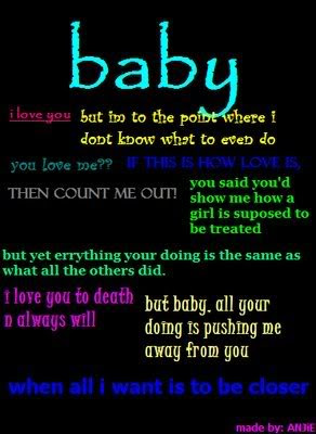 Baby I Love You Quotespicturescom