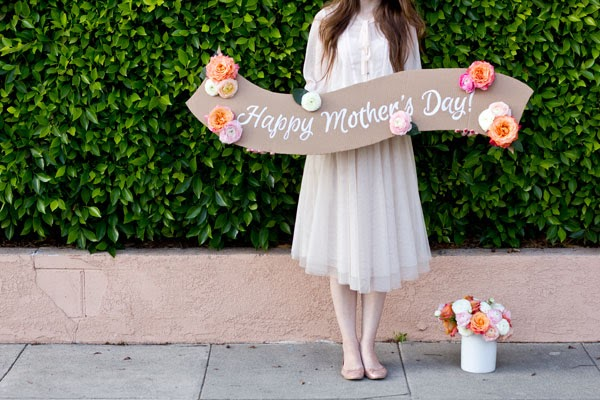 15 Creative Mother's Day Gift & Decor Ideas