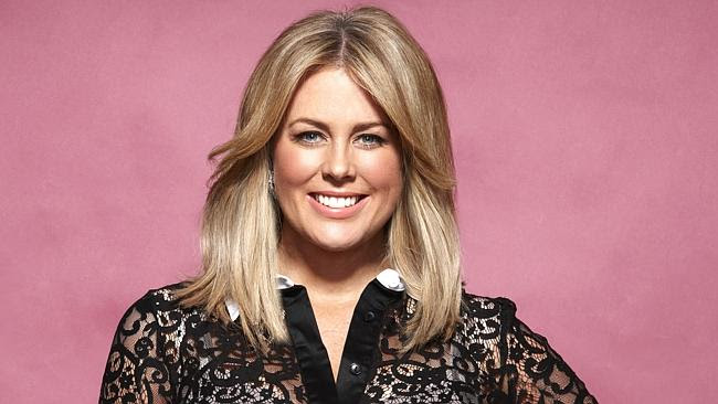 Sam Armytage is not a diva, Larry Emdur says of the