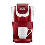 Keurig K200 Plus Series 20 Single Serve Plus Coffee Maker Brewer- Imperial Red (new Color)