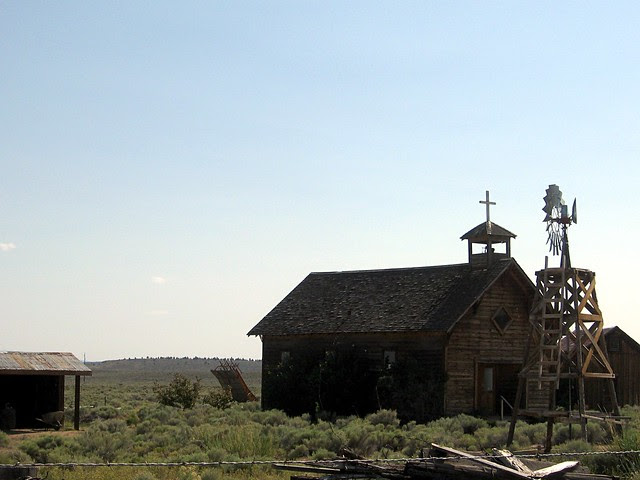 Homestead Museum, Fort Rock