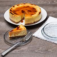 Crème Brulee Cheesecake - 9 Inch (8003CC)
