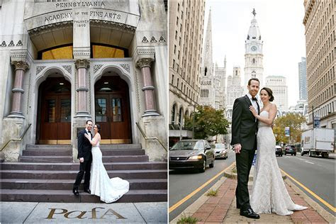 Pennsylvania Academy of the Fine Arts (PAFA) Wedding