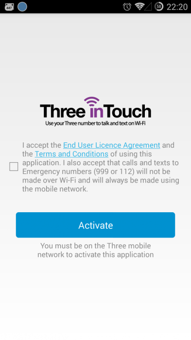 Three WiFi calling app now on Android too - Coolsmartphone