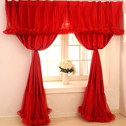 FADFAY BEAUTIFUL READY MADE CURTAINS