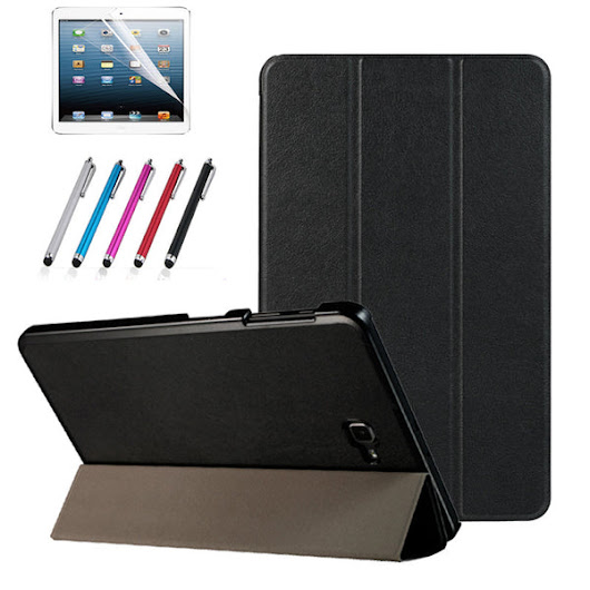 Magnetic Stand PU Leather Case Cover For Samsung Galaxy Tab - novapolt