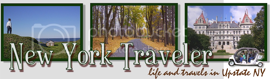New York Traveler  |  Life and travels in Upstate NY