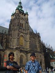 Kat Prague Castle, Prague, Czech Republic
