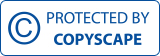 Protected by Copyscape Original Content Checker