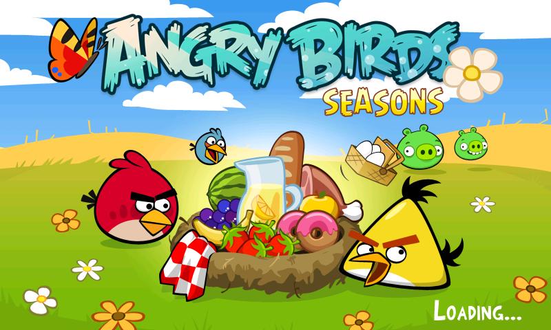 Angry Birds Season verano