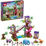 Lego 41424 Friends Jungle Rescue Base