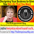 655: Designing Your Business to Give You the Life That You Want with Linda Binns Founder and Owner of Harmony Inside and Out LLC - The Entrepreneur Way