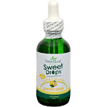 Sweet Leaf Liquid Stevia Lemon Drops - 2 fl oz dropper
