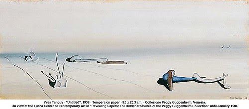 "Yves Tanguy - ""Untitled"", 1938 by artimageslibrary"