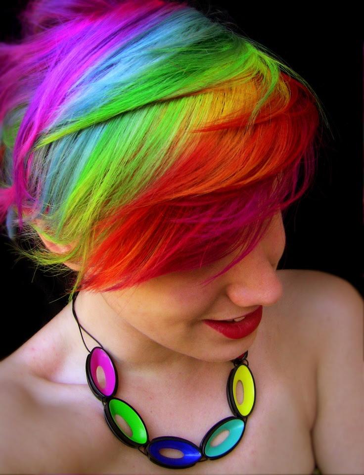 Rainbow Hair – Stray