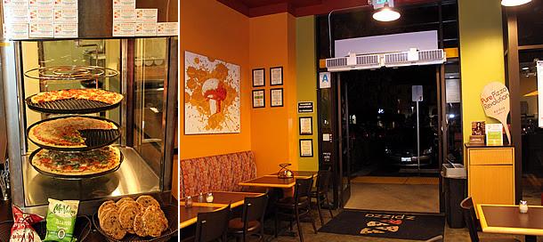 zpizza - San Diego California - Food Smackdown