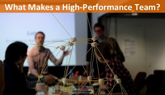 3 Lessons on High-Performing Teams from TED Talks