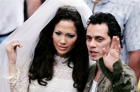 Latin celebrity weddings: Jennifer Lopez and Marc Anthony