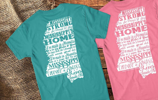 Southern Belle Store Releases T-Shirts Featuring Poetry By Neely-Dorsey - HottyToddy.com