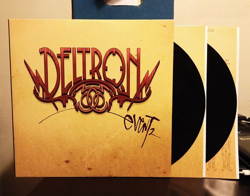 Deltron 3030 - Event 2 LP by Tim PopKid