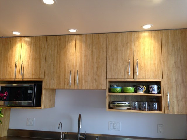 Kitchen Upper Cabinets - contemporary - hawaii - by Hawaii Kitchen