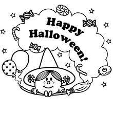 Coloriages Joyeux Halloween Frhellokidscom