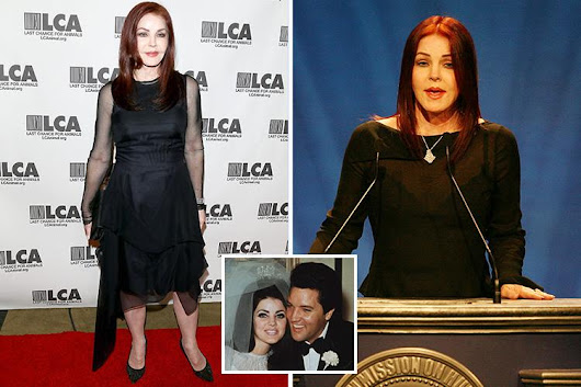 Priscilla Presley becomes latest star to quit Scientology cult after joining 40 years ago when Elvis died