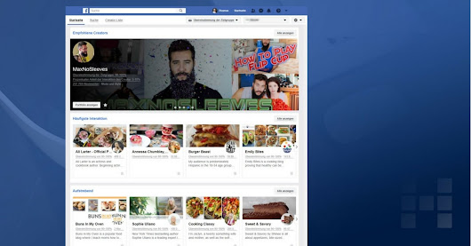 Facebook: erster Rundgang durch den Brand Collabs Manager
