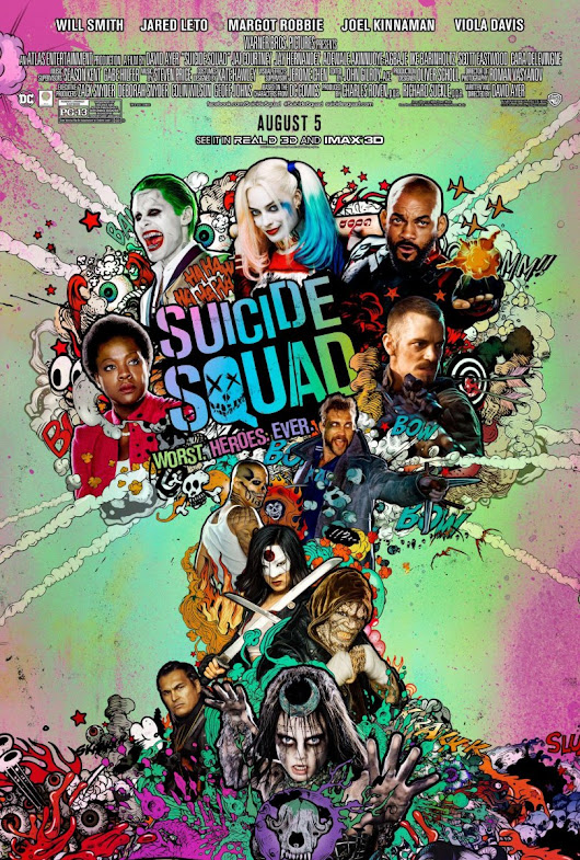 #51. Suicide Squad (2016) — A Shoot the WISB Subcast