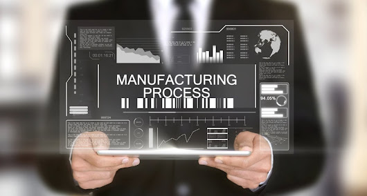 Manufacturing And Barcoding Future
