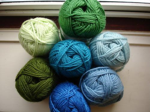 Nantes yarn haul 019