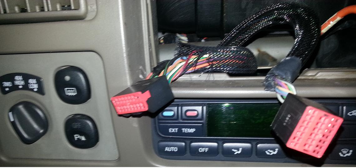 Factory Stereo Wiring Plugs Ford Truck Enthusiasts Forums
