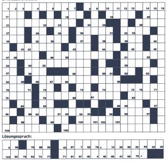 Kreuzworträtsel Ln