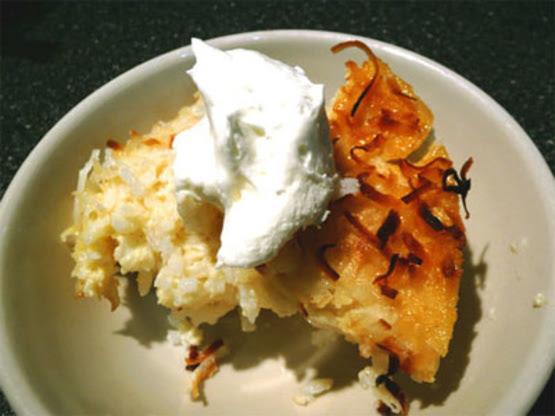 Coconut Rice Pudding Recipe - Genius Kitchen